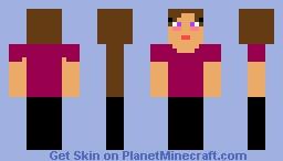 Me!!!! Minecraft Skin