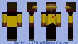 Quasaarz skin Minecraft Skin