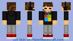 My Skin (Tech Support) Minecraft Skin