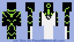 Upgrade (Ben 10 Classic) Minecraft Skin