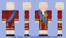 [LOTC] Silver Tongued Statesman Minecraft Skin