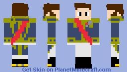 Marshal of the Empire (Grand Uniform) Minecraft Skin
