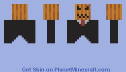 ~Scary In A Suit~ (CE) Minecraft Skin