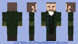 El Doctor Minecraft Skin