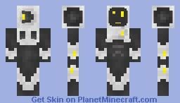 BurNøuł (Better in 3d) Minecraft Skin