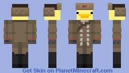 Soviet duck Minecraft Skin