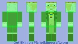 Society of Explorers And Adventurers: Ghost of Harrison Hightower III Minecraft Skin