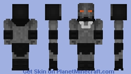 Darkseid/Uxas | Zack Snyder's Justice League Minecraft Skin