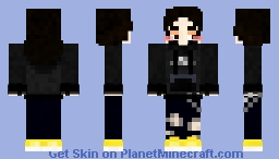 for my good friend :)) Minecraft Skin