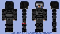 derp solider Minecraft Skin