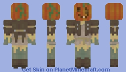 Pumpkin -#6- Skintober2020