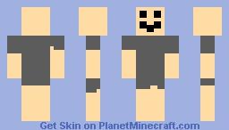 human Minecraft Skin
