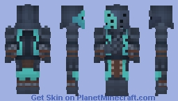 Lawbringer For Honor Minecraft Skin