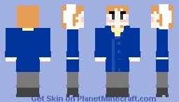 Van Gogh clone high Minecraft Skin