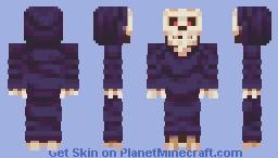 ☠ Grim Reaper ☠ Minecraft Skin