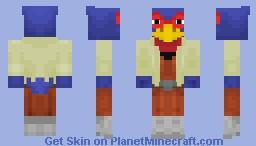 Falco Lombardi | Super Smash Bros. Melee Minecraft Skin
