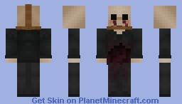 The Hanged Man Minecraft Skin