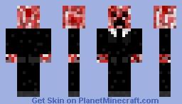 PythonMC skin Minecraft Skin