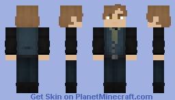 Muted Vest {HW} Minecraft Skin