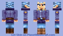 Eagle (Advance Wars) Minecraft Skin
