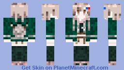 Chiaki Nanami - Remastered Minecraft Skin