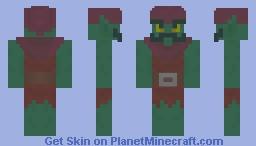 Putz the Goblin Conqueror Minecraft Skin