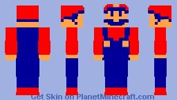It's a Me, Mario! from Super Mario Bros 2!