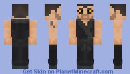 The Nightman Minecraft Skin
