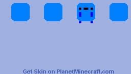 Floating Gravityblocko Minecraft Skin