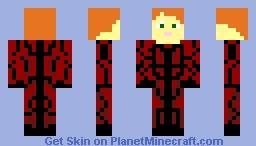 Nether dweller Minecraft Skin