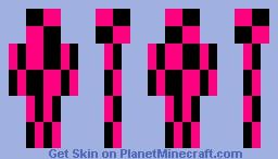 No texture skin Minecraft Skin