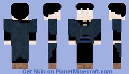 Nacht Faust Minecraft Skin
