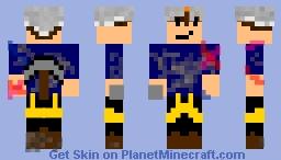 magical miner Minecraft Skin