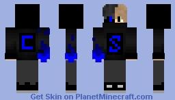 Rogue Ryan a SC skin Minecraft Skin