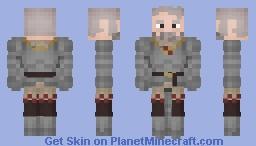 Sir Divish of Talmberg Minecraft Skin