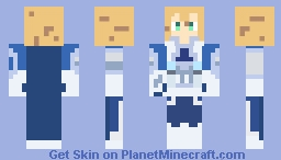Project Alicization Eugeo Minecraft Skin