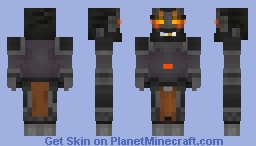 [LOTC] Olaf Doomforged Minecraft Skin