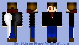 lucifer Minecraft Skin