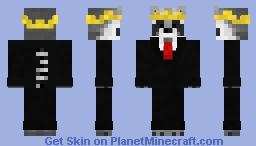 Boxiide Skin Minecraft Skin