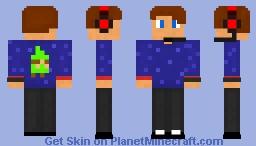Link guy Minecraft Skin