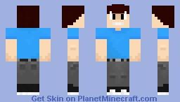 Gino Cakes | My New Skin Minecraft Skin
