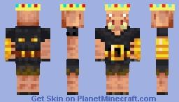 The Piglin Village Official Skin! Minecraft Skin