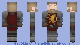 Guardian from Lion Minecraft Skin