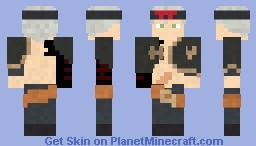 Asta (Manga Version) Minecraft Skin