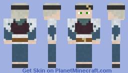Asta (Royal Knights) Minecraft Skin