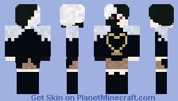 Vanica Zogratis (Megicula Possesed) Minecraft Skin
