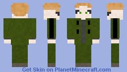 Sivoir Snyle Minecraft Skin