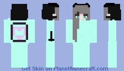 I don't know lmao. Minecraft Skin