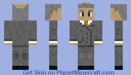 Suit Man Oil Company President Minecraft Skin