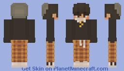 .-*~ 𝒷  𝑒  𝒶  𝓃  𝒾  𝑒 ~*-. Minecraft Skin